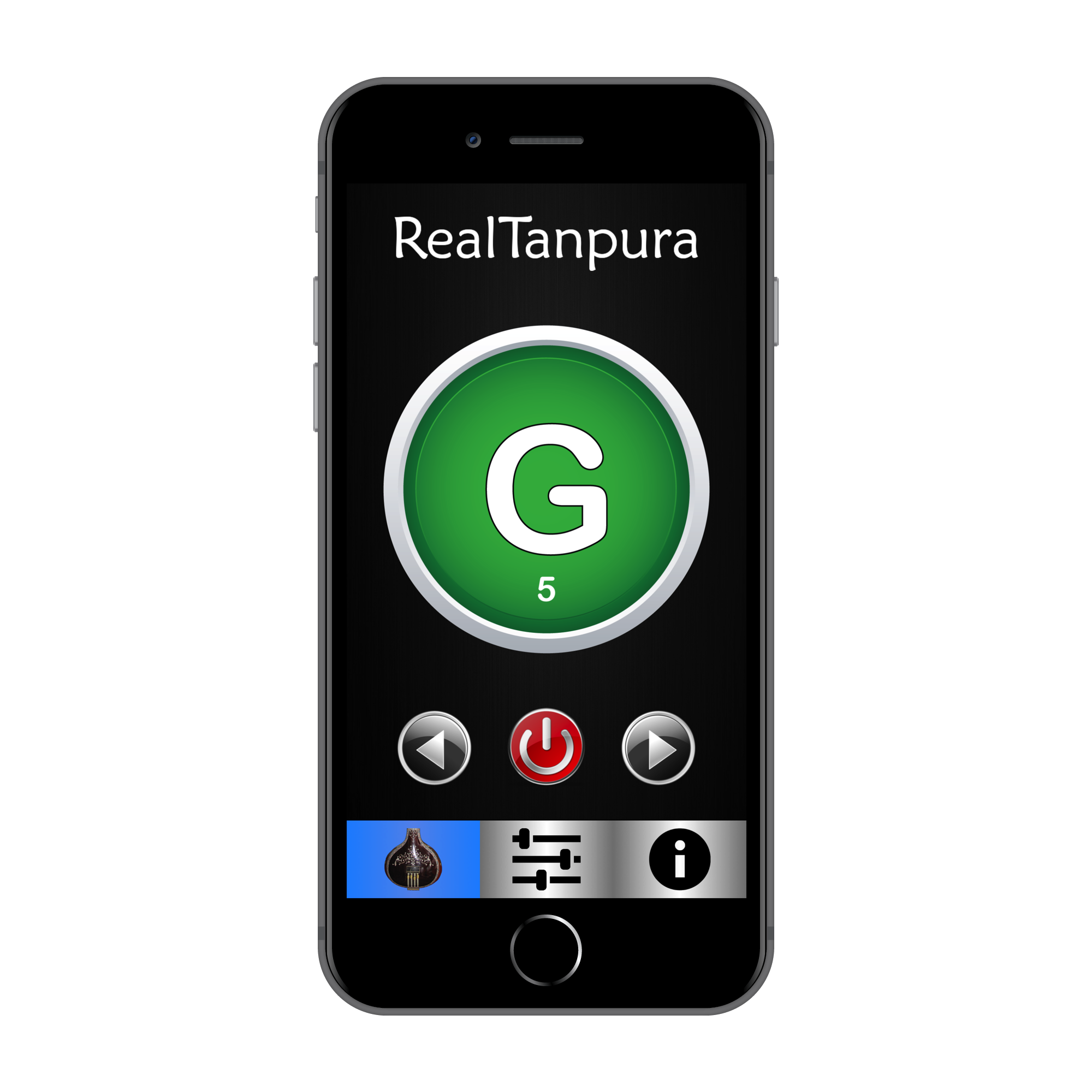 RealTanpura for iOS